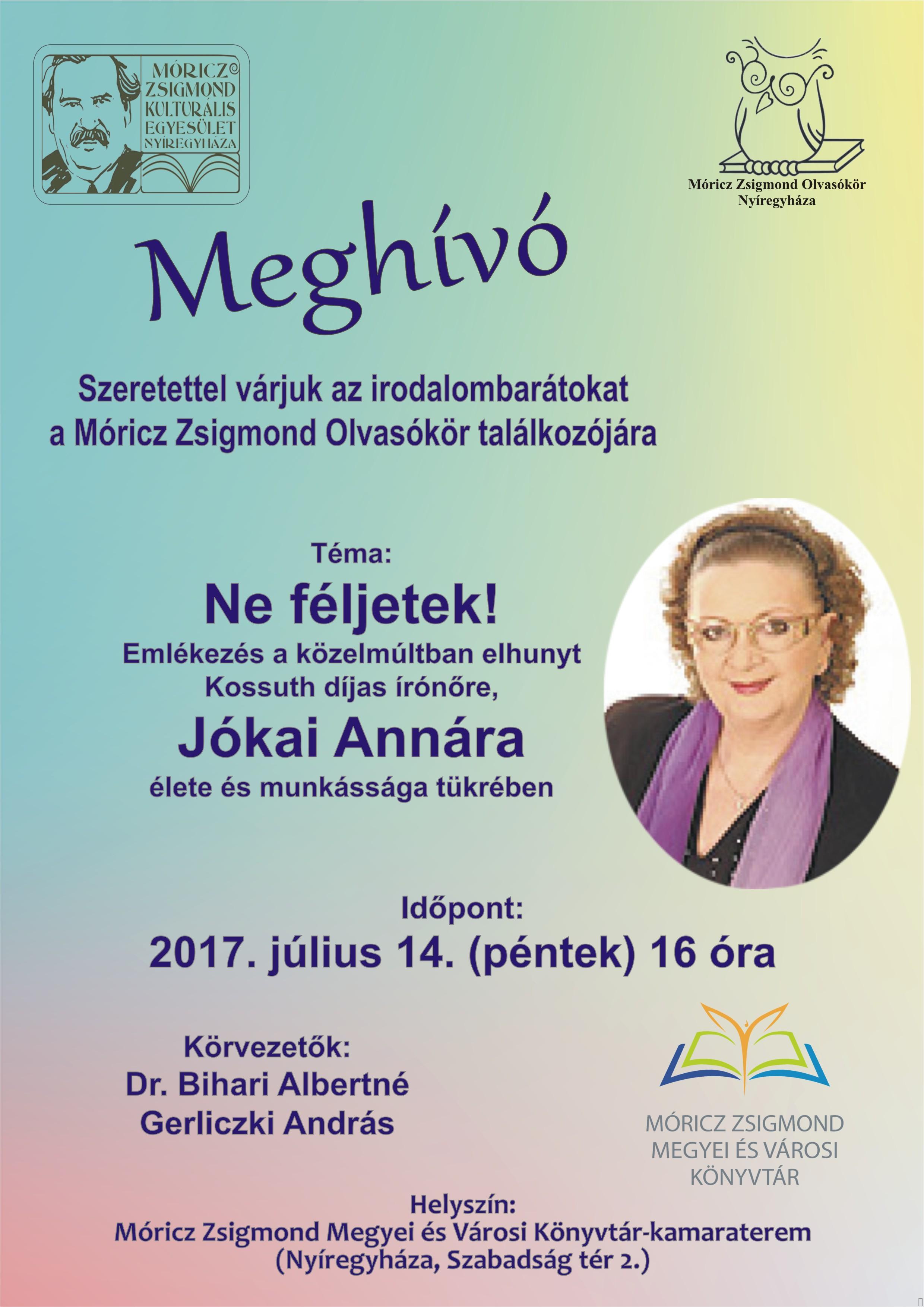 2017 07 14 MZSKE Olvasókör